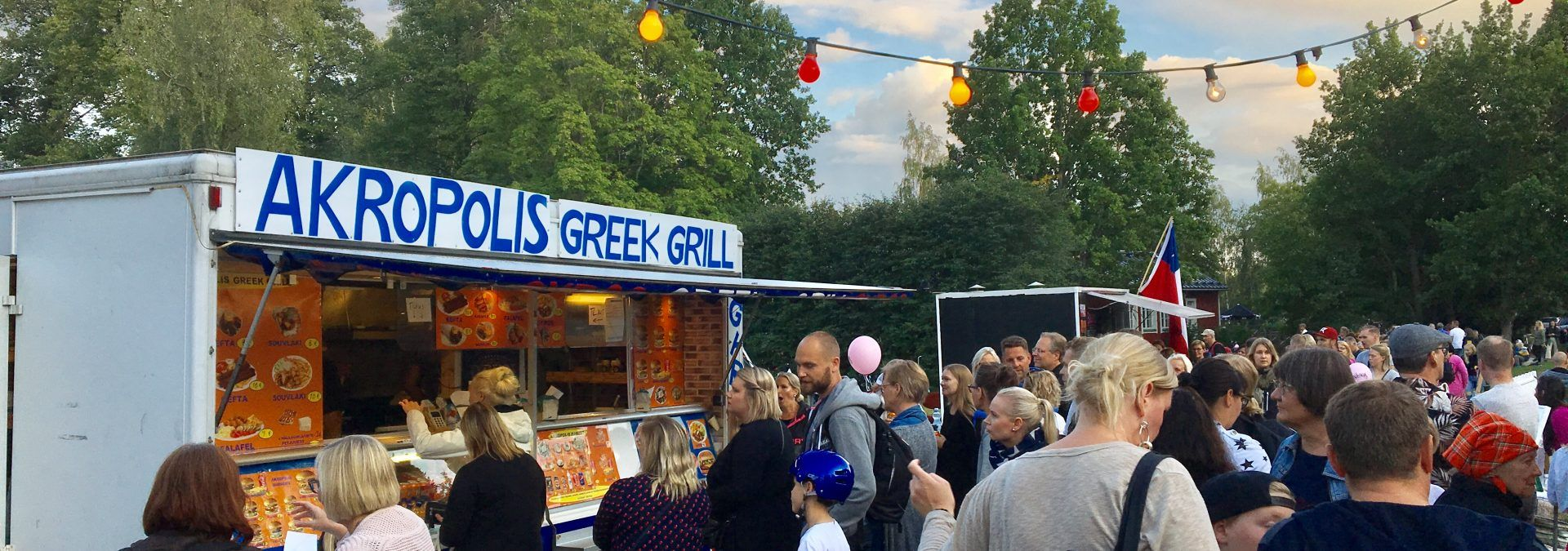 Akropolis Greek Grill